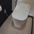 1dayリフォーム☆流すたびに洗えるタンクレストイレ☆館林市
