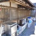防犯対策で、窓に面格子を☆in板倉町